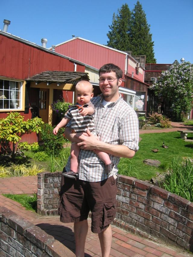 Koen and Keith 5/07